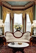 Beautiful window dressings that are timeless.