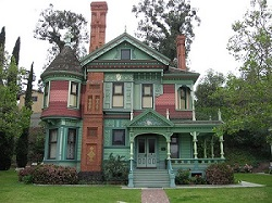 Spotting The Victorian Home!